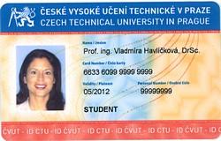 CTU Student Identity Card